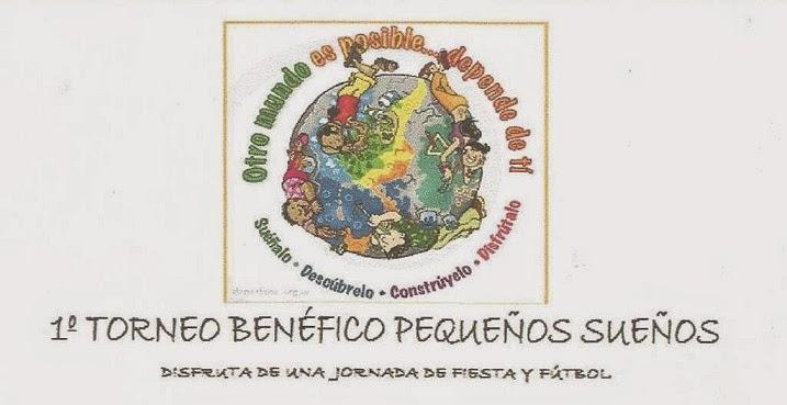 1r. TORNEO BENÉFICO PEQUEÑOS SUEÑOS
