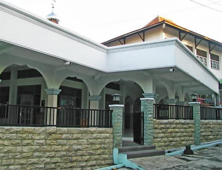 masjid perum bpi ngaliyan semarang