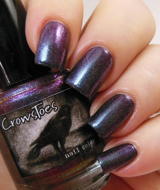 CrowsToes Merope swatch
