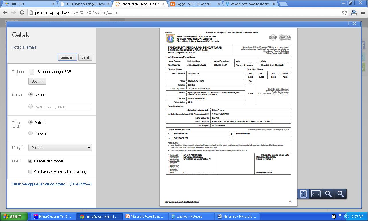 cannot print online pdf chrome