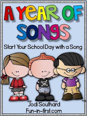 https://www.teacherspayteachers.com/Product/Songs-for-the-Year-1905598