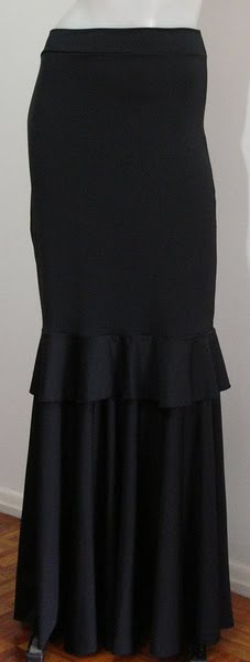 Skirt Acácia 011 Solid Black NEW ! - US$ 95.00