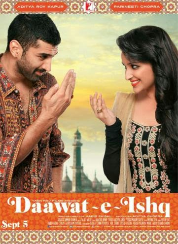 Daawat e ishq first day box office collection