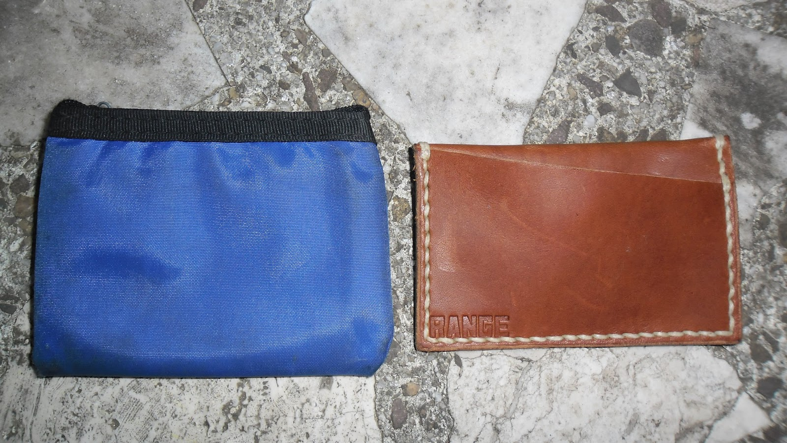Perfect Gentleman: Brands: RANGE Minimalist Card Holder