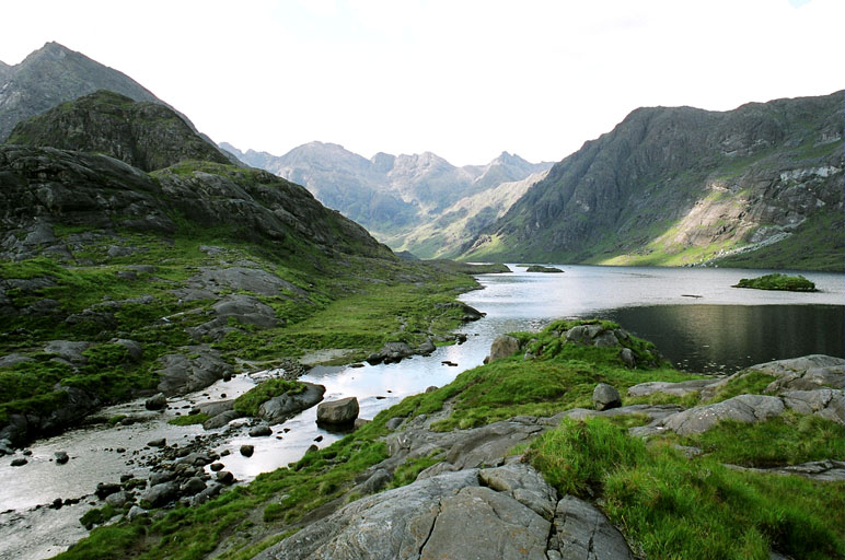 scotland natural scenery mountains - photo #9