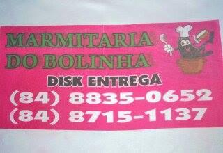MARMITARIA DO BOLINHA