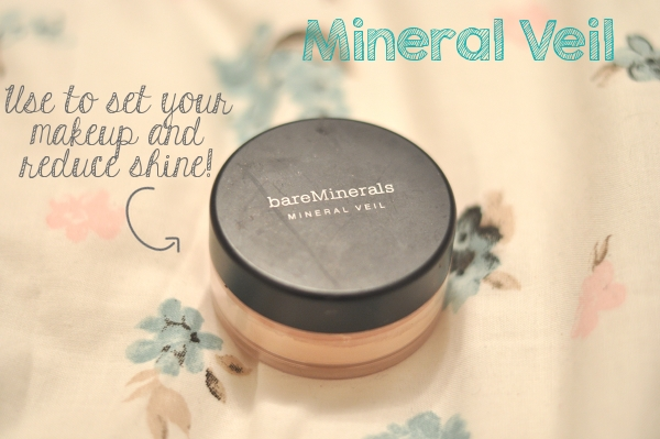 bareMinerals mineral veil review