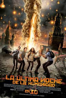 La Última Noche de la Humanidad Poster