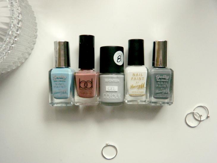 Love From Lisa Nails   January Nail Polish Shades
