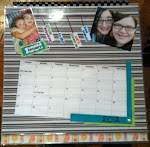 "A Peek At the ""Scrapbook Calendar""!"