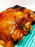 Microwave BBQ Chicken