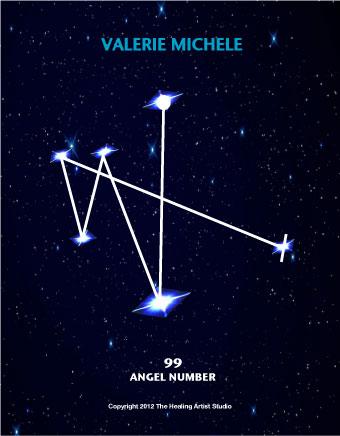Angel-Guided Star Sigil