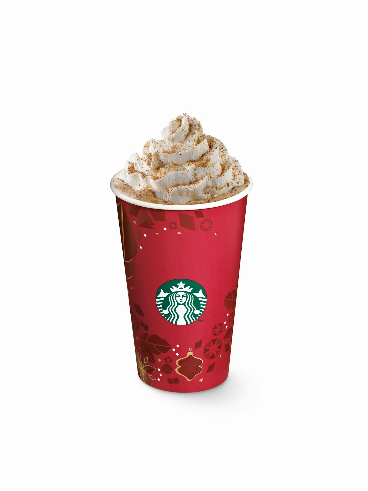 Grande Holiday Drinks At Starbucks