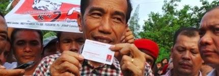 Kartu Indonesia Pintar Jokowi Sudah Diluncurkan