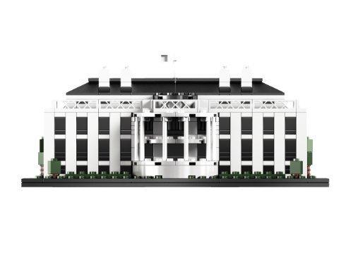 Lego Architecture White House7