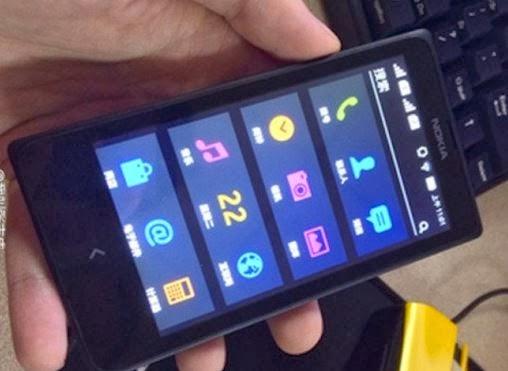 Nokia Android Normandy sudah hadir di Indonesia?