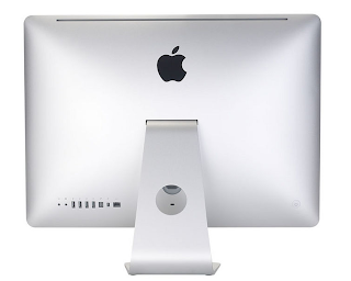 Apple 21.5-inch iMac back