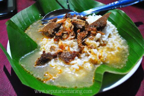 Nasi Gandul Pak Subur Semarang Ahmad Dahlan