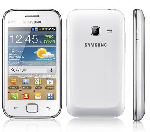 Galaxy Ace DuoS
