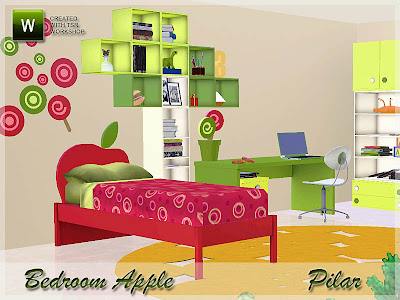 30-01-13 Bedroom Apple