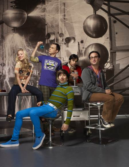 THE BIG BANG THEORY 6X07 ESPAÑOL