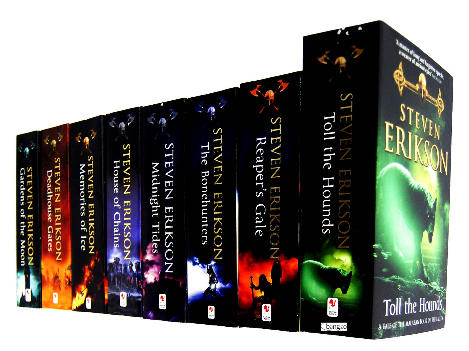 Reasons Why Malazan Could Never Be A TV Series. With The Success Of ...