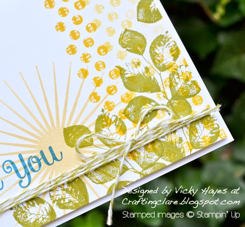 Artisan Team member Vicky Hayes recommends Kinda Eclectic on her Stampin' Up blog