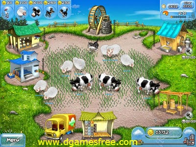 Farm Frenzy PC Game