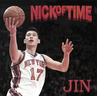 Jin - Nick Of Time