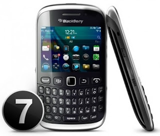 BlackBerry Amstrong 9320