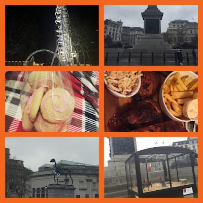 malta, trafalgar square, christmas, london eye, food, leicester square
