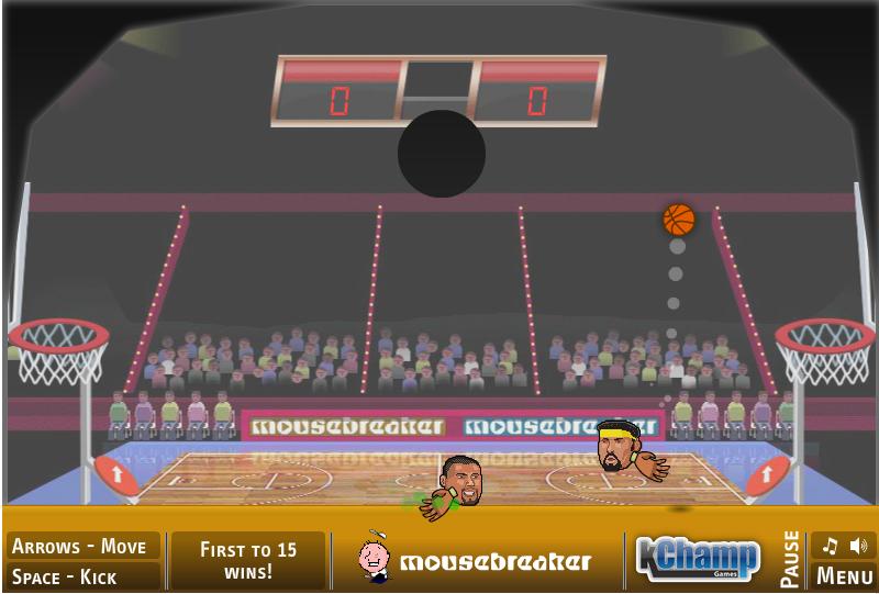 Koca Kafa Basketbolu Oyunu