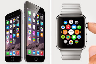Apple Watch e iphone 6
