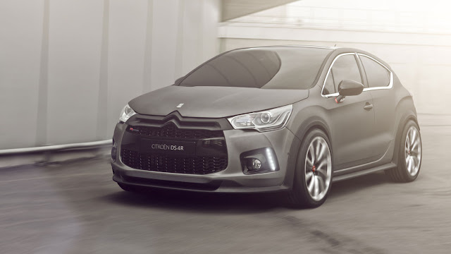 Citroen DS4 racing concept front