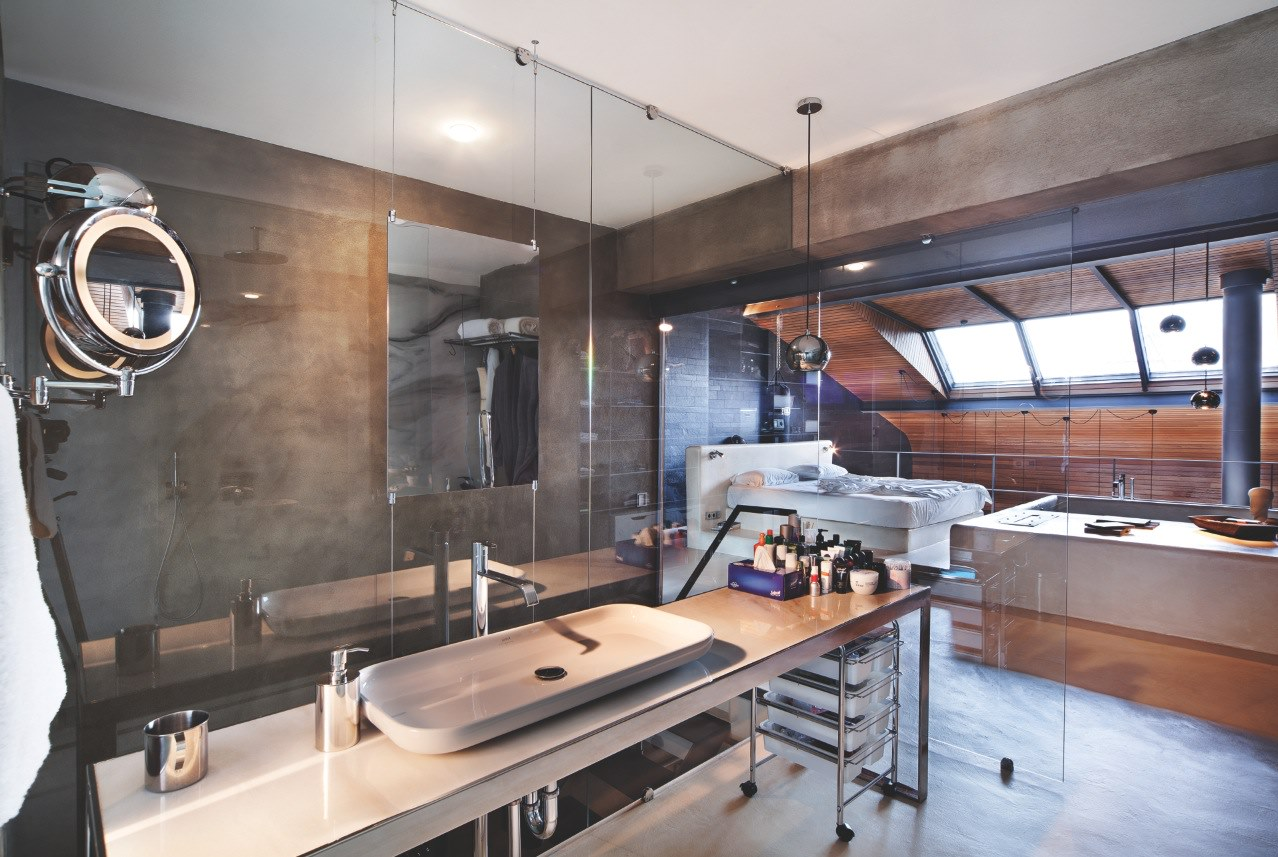 We Are Crazy About These Industrial Styled Bathrooms And Thought We Would  Share This Inspiration.......Enjoy.