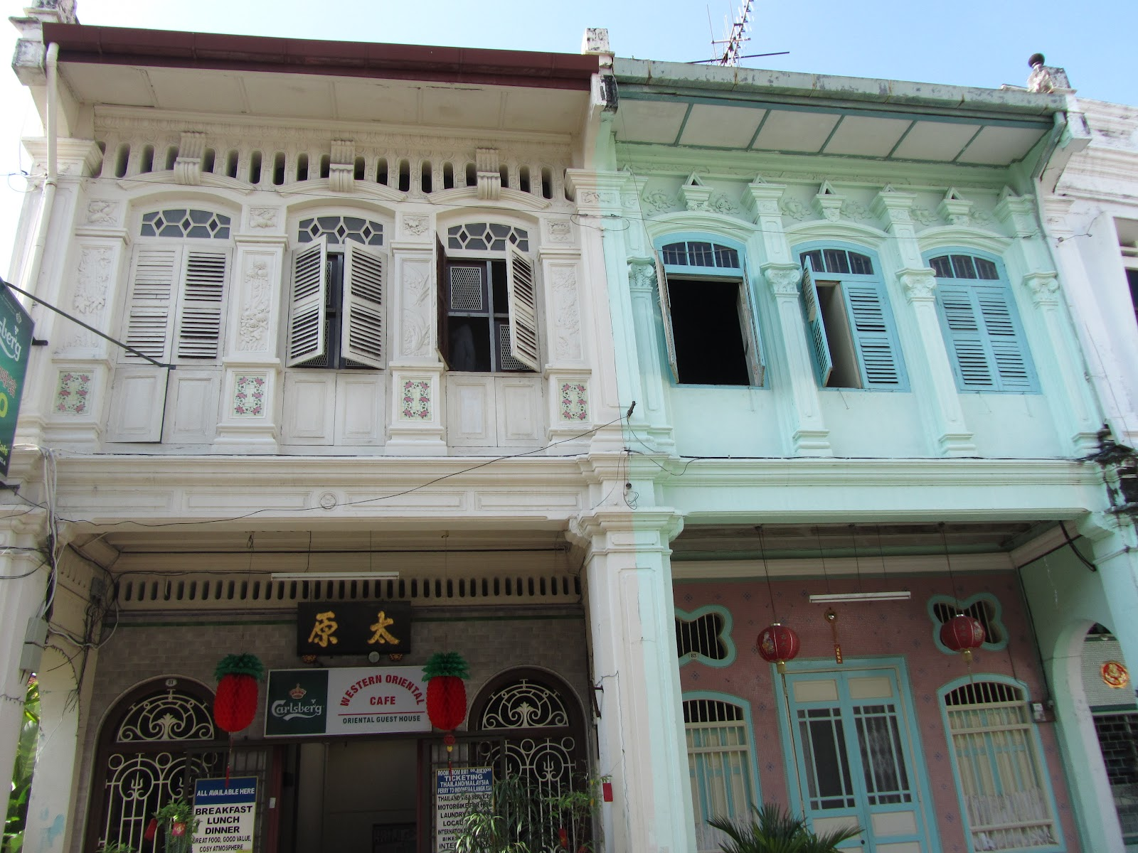 Chinamango penang malaysia with chinese and indian for Boutique hotel characteristics