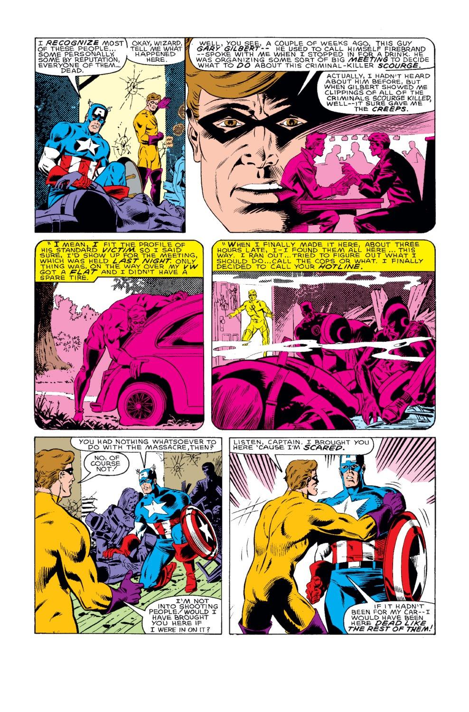 Captain America (1968) Issue #320 #248 - English 7
