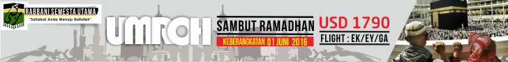 Umroh Sambut Ramadhan Bersama Rabbanitour