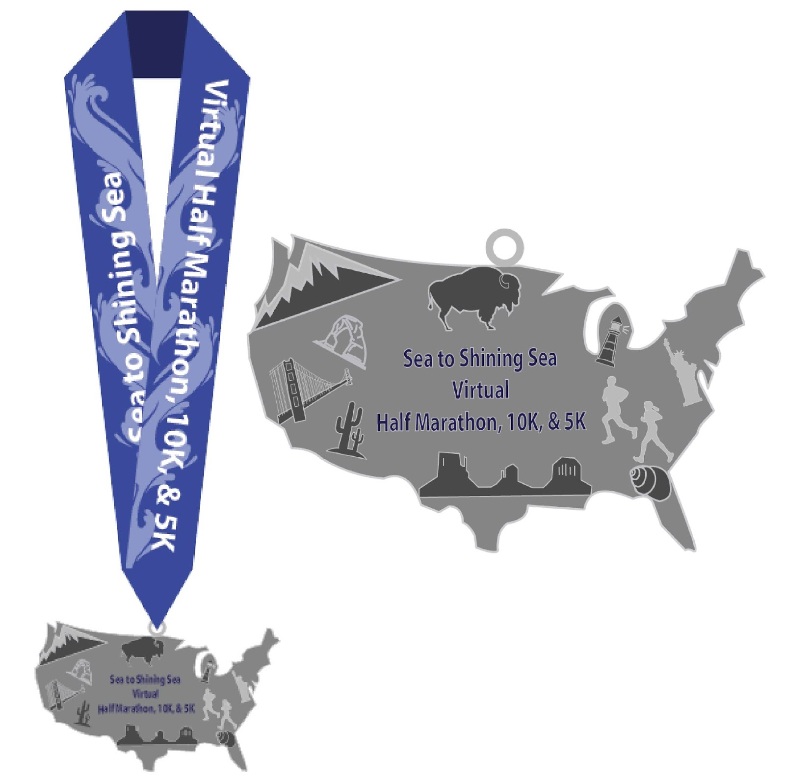 Our Race Medal