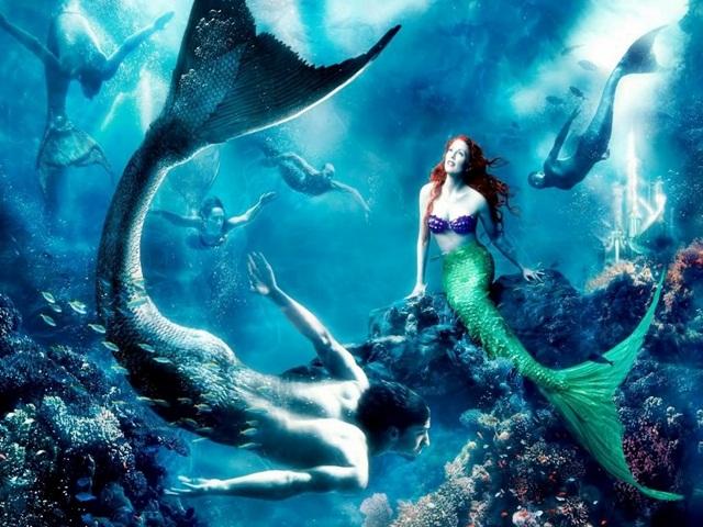Seres Mitológicos: Sirenas