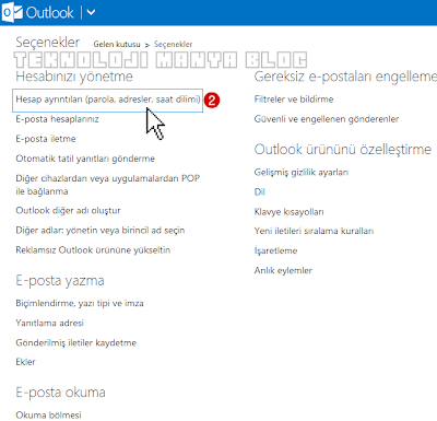 Hotmail Hesabı Silme Outlook