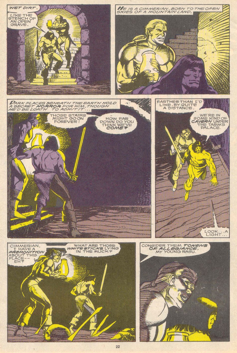 Conan the Barbarian (1970) Issue #228 #240 - English 18