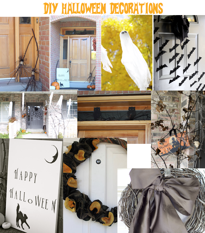 Do it yourself divas 20 diy halloween decorations roundup - Halloween decorations to make yourself ...