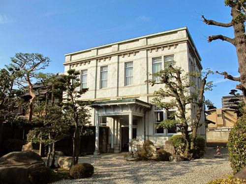 Former Sasuke Toyoda Residence, Nagoya.