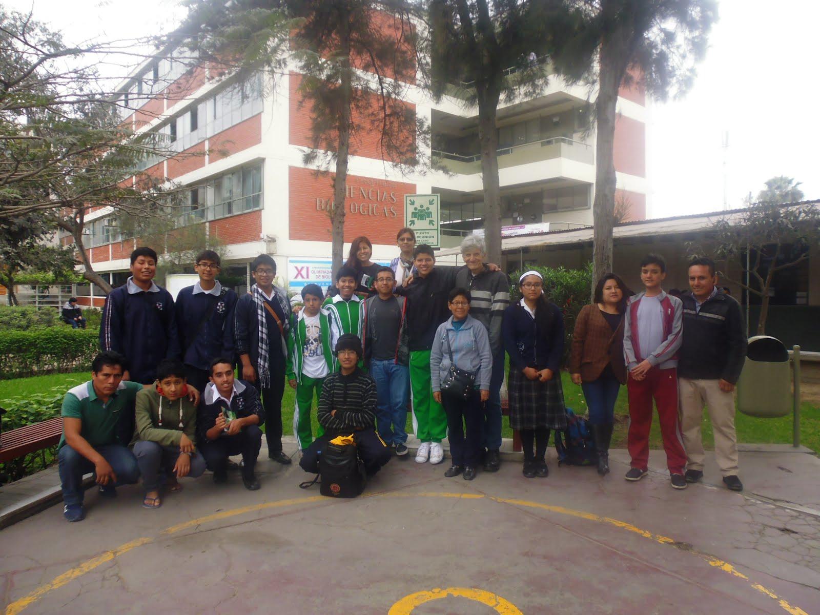 XI OLIMPIADAS PERUANAS DE BIOLOGÍA OPB 2016. FASE REGIONAL