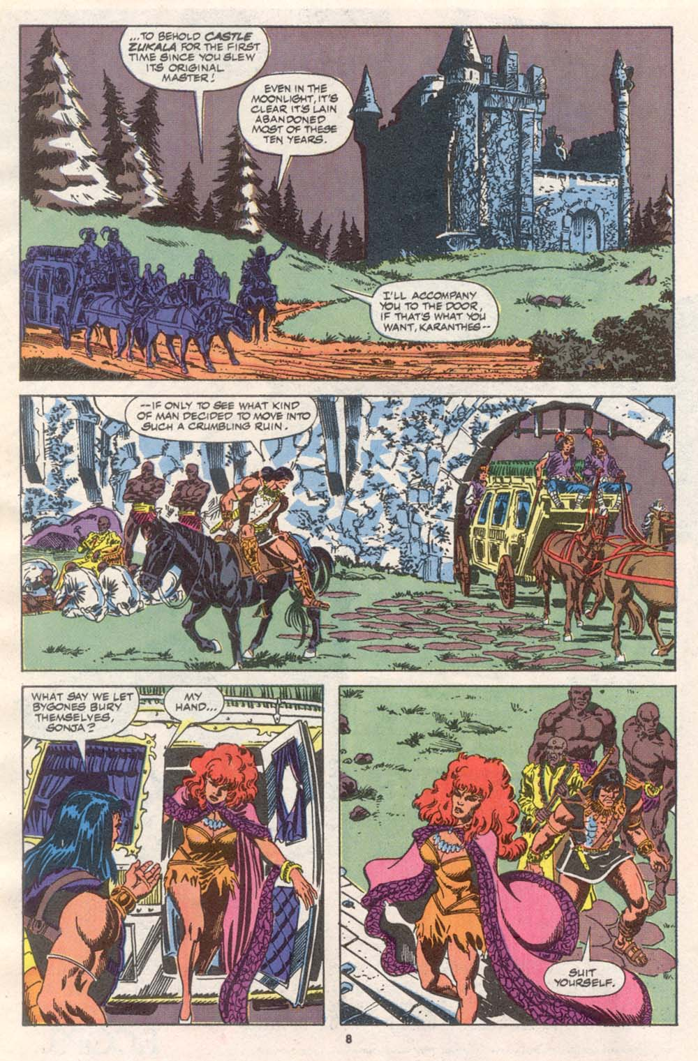Conan the Barbarian (1970) Issue #242 #254 - English 7
