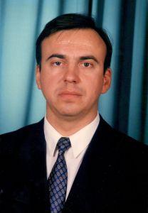 Prof. Bandazhevsky as Founding President at Gomel State Medical Univ