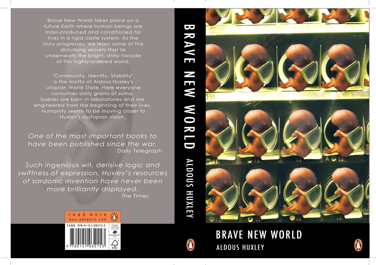 utopia as a possible distopia in the novel brave new world by aldous huxley Envisioned as an alternative to the utopia, dystopia represents a vision of a fictional explore worst possible aldous huxley's brave new world.