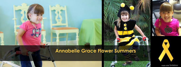 Annabelle Grace Flower Summers