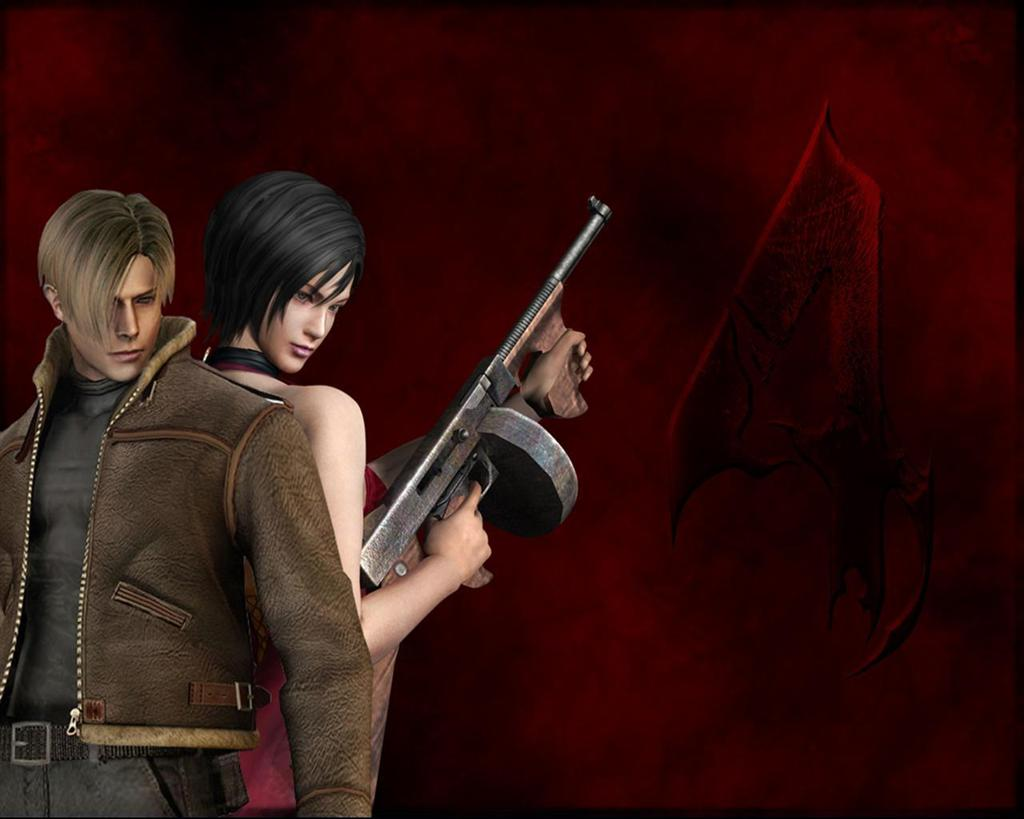 Resident Evil HD & Widescreen Wallpaper 0.101281467930108